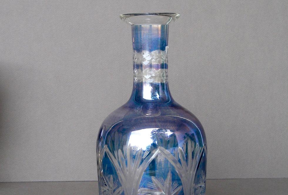 Flacon bleu