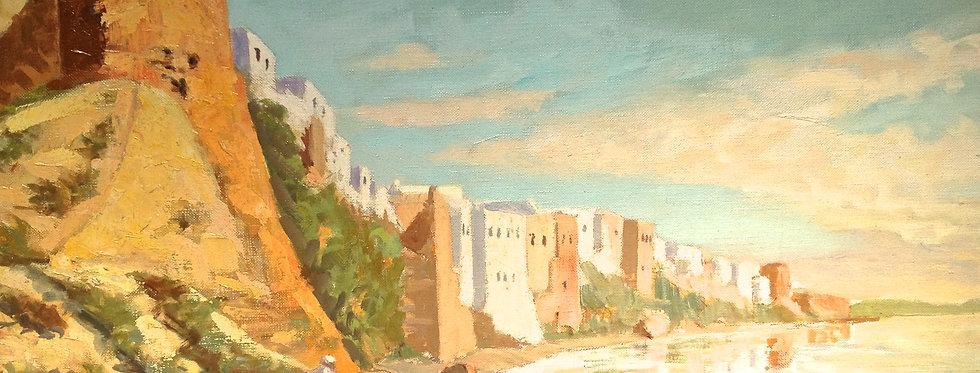 Vue de Sefrou