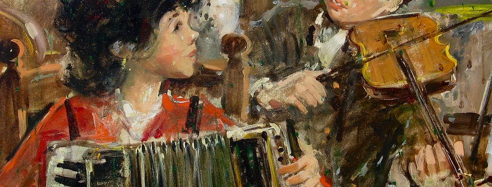 Enfants musiciens