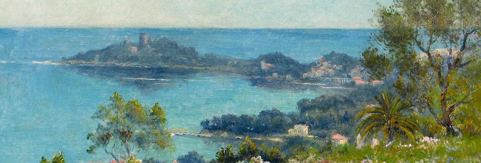 Vue de Saint Jean Cap Ferrat