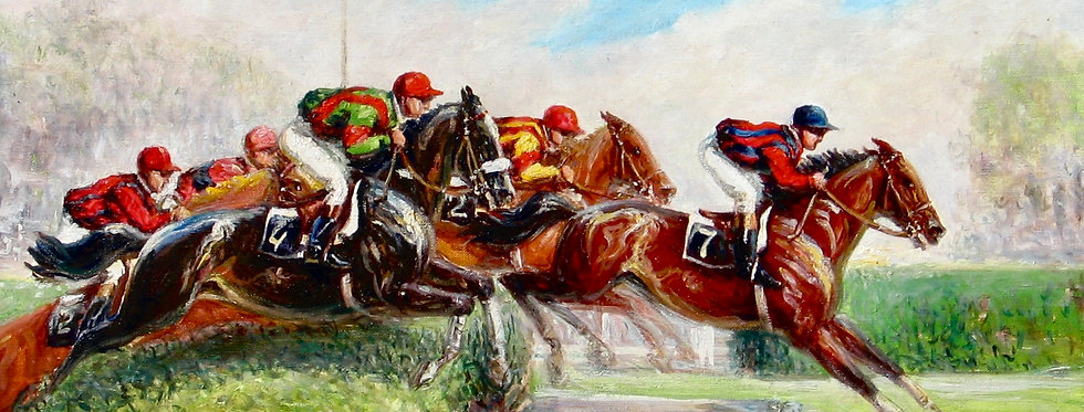 Course de chevaux Auteuil
