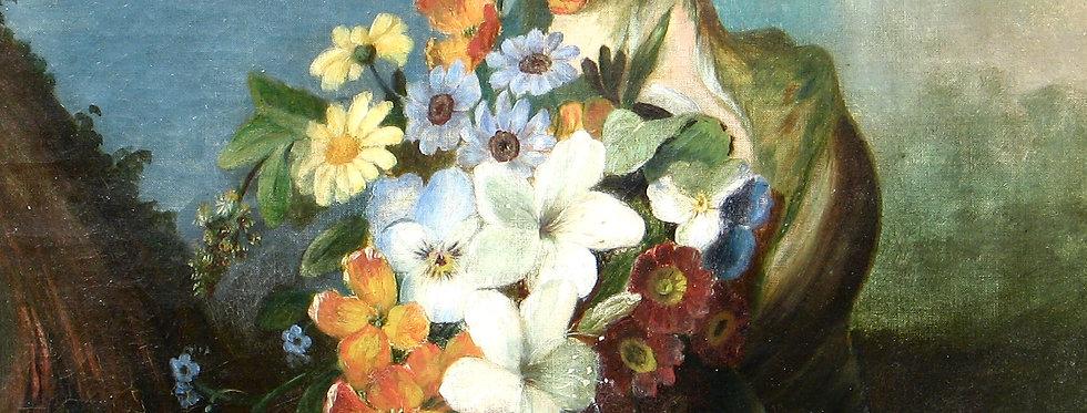 Jetée de fleurs