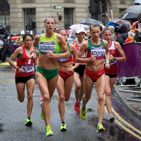 Pre- Marathon Nutrition