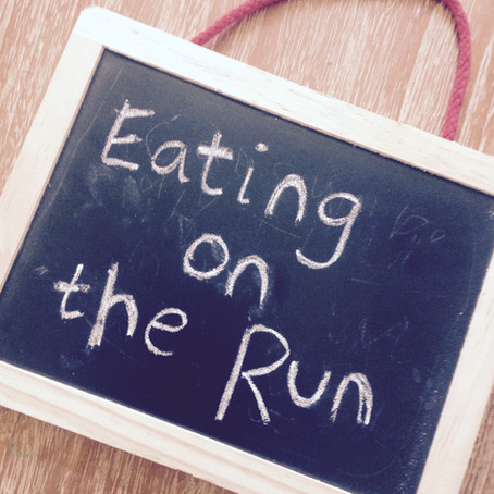 The Science Behind the Art of Running  Part 1 : Race Nutrition-Carbohydrate