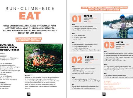 Run-Climb-Bike-Eat