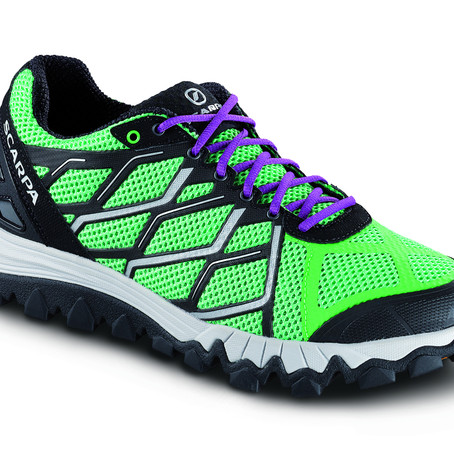 Scarpa Proton trail shoe