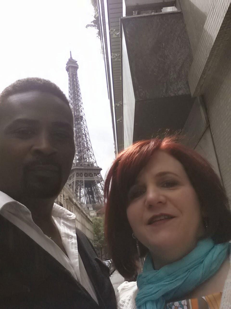 Emmett & Jessica in Paris