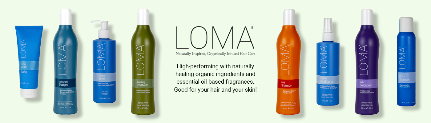 Loma for Hair Online Store