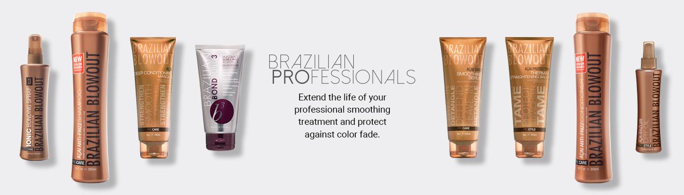 Brazilian Blowout Online Store