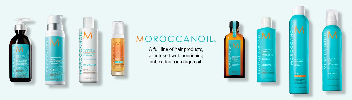 Moroccanoil Online Store