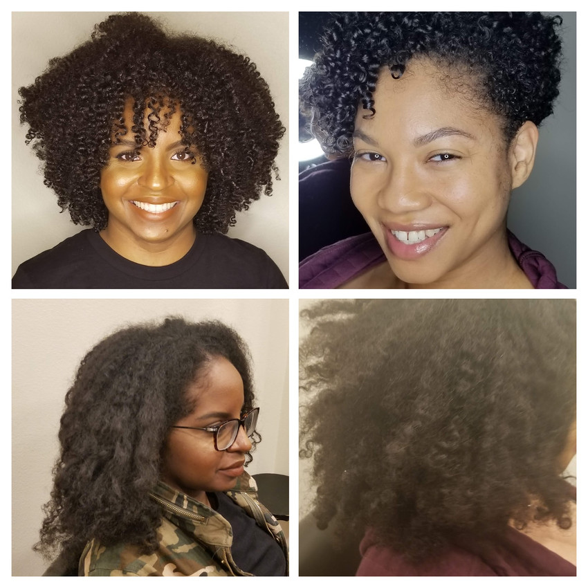 curl before after 2