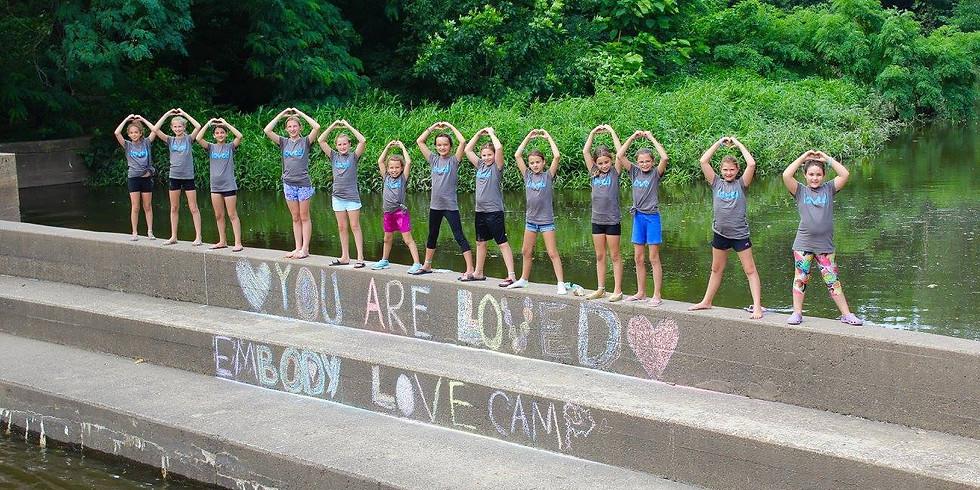Embody Love Camp- Setauket, NY