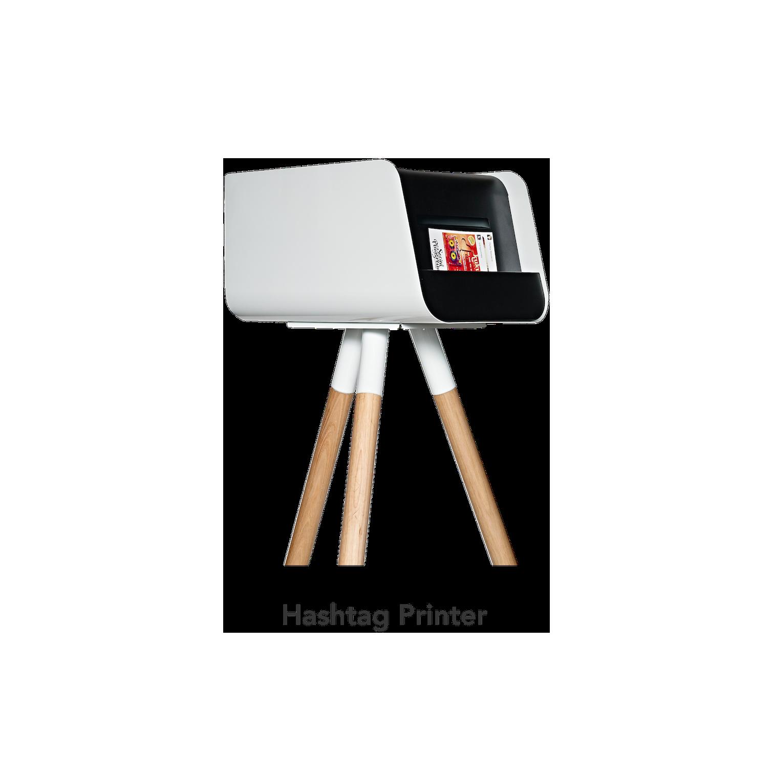 hashtag printer