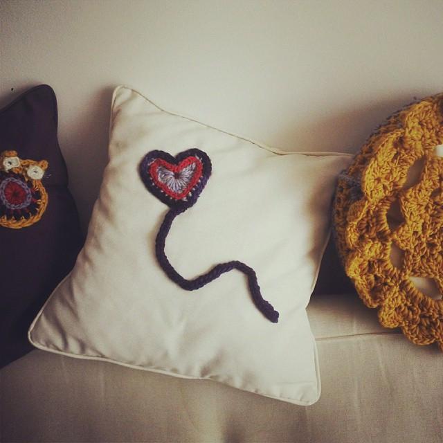Instagram - Love, love, love, all you need is love ❤ #Love #crochet #crochetlove