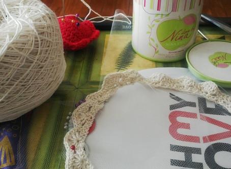 Combinando mis dos pasiones... el Té y el Crochet... Infusores byManu
