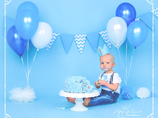 Smash The Cake & baby Bath de Rafaël