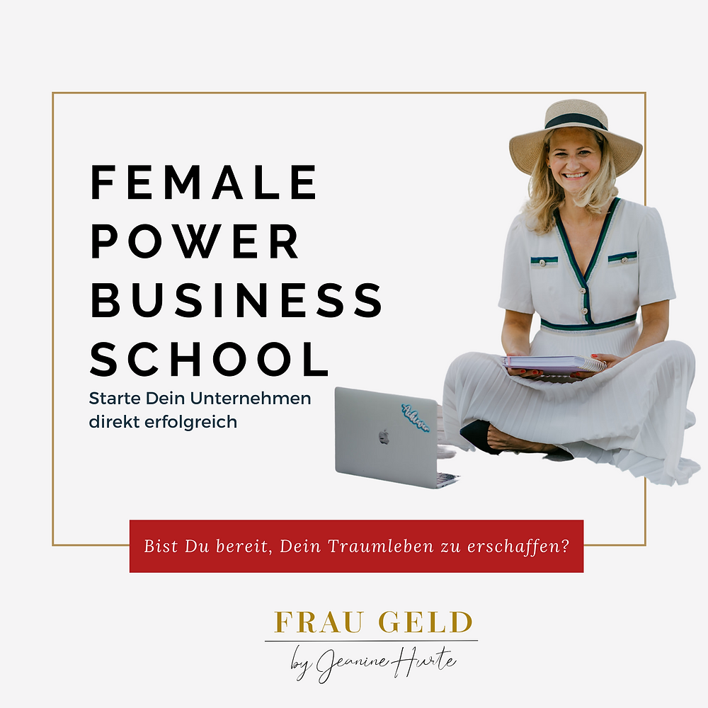 Praesentation Female Power Business School