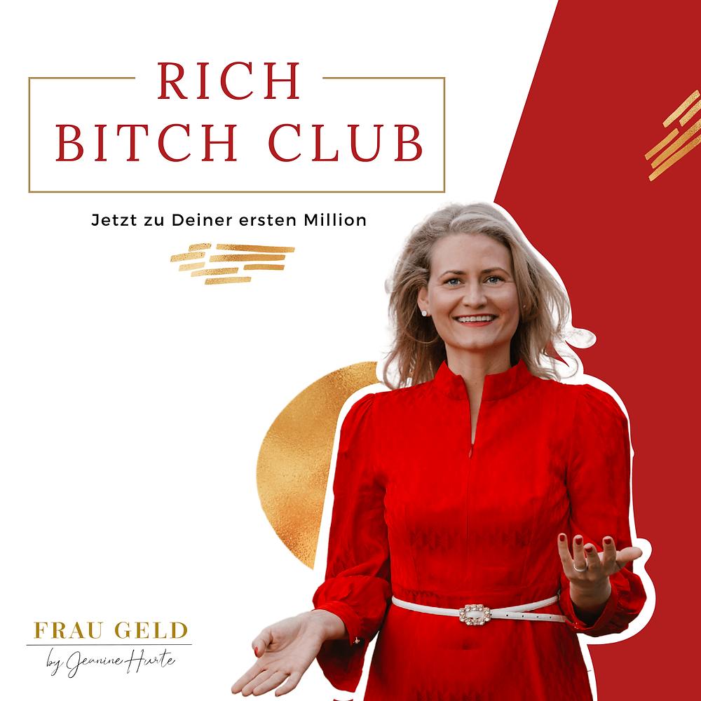 Praesentation Rich Bitch Club