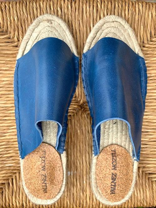 Coastal Mule -  Ocean Blue
