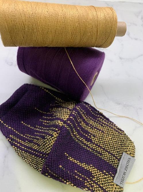 BLK Excellence Purple/Gold