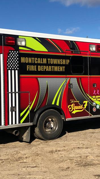 Montcalm Twp Fire Dept.