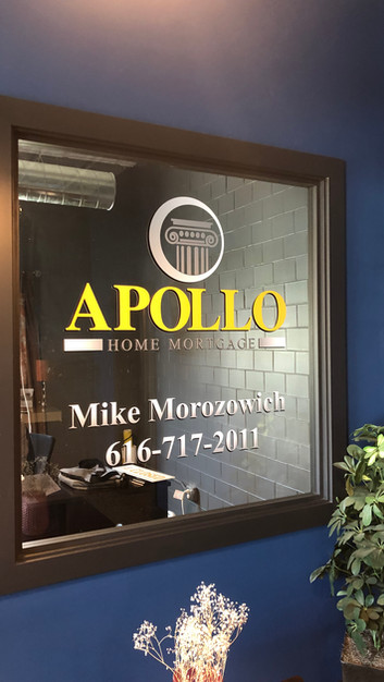 Apollo Mortgage