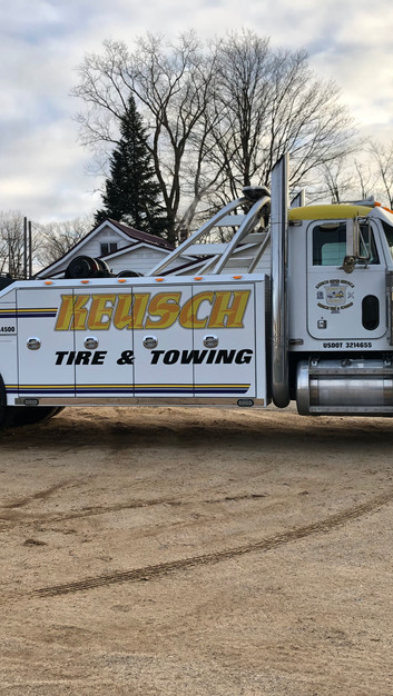 Keusch Tire & Towing