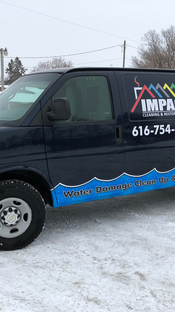 Impact Cleaning & Restoration