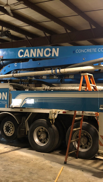 Cannon Concrete
