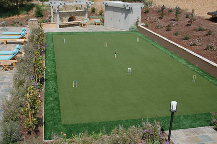 Specialty Sport Turf Courts by Blades of