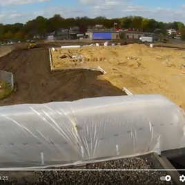Time Lapse: Construction at Trinity Care Center in Farmington Minnesota