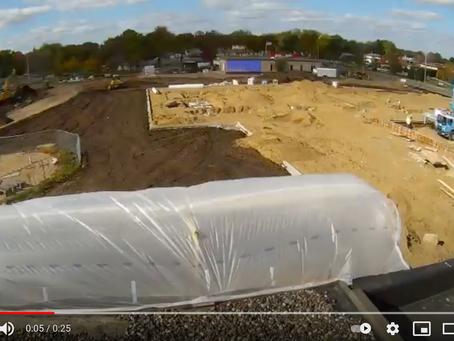 Time Lapse: Construction at Trinity Care Center in Farmington Minnesota