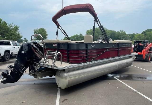 2018 Crest II 210 L used pontoon Knotty Oar Marina 4.jpg