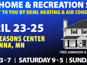 Visit Blades of Turf at the 2021 Home & Recreation Show - April 23-25, 2021