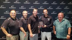 Knotty Oar Marina Crest Award