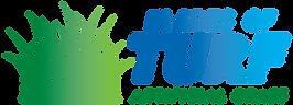 Blades of Turf Landscape Logo Transparen