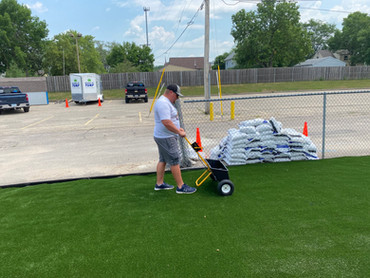 Blades of Turf Creating Safer Playground Surfaces with SoftLawn® Playground Turf