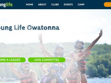 Blades of Turf Supports Young Life Owatonna