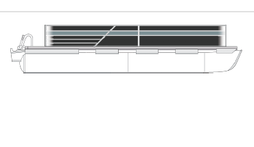 KNOTTY OAR MARINA CREST PONTOON 2021 Cla