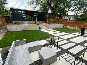 Blades of Turf Texas Office Revolutionizing Yards with Artificial Grass Turf Lawns