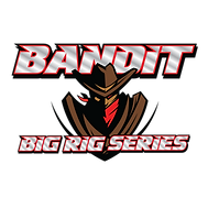 Bandit Big Rig Series Logo Square Transp