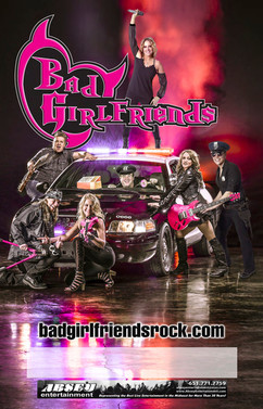 Bad Girlfriends to Perform at Rockin' on Reeds!