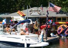 Knotty Oar Marina Fuel Dock