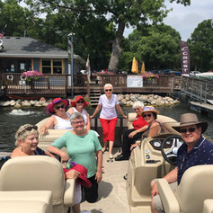 Knotty Oar Pontoon Rentals Corporate Parties and More