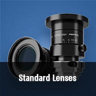 High performance lenses for industrial applications