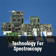 High-quality products for detector array based optical spectroscopy from single OEM Components like Operating Electronics up to complete UV/VIS/NIR Spectrometer Systems for a wide range of applications
