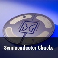 Highest standard of quality for electrostatic and vacuum chucks for the semiconductor industry