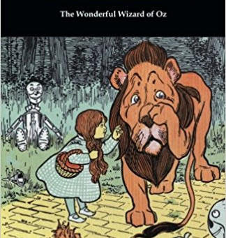 About A Book: The Wonderful Wizard of Oz