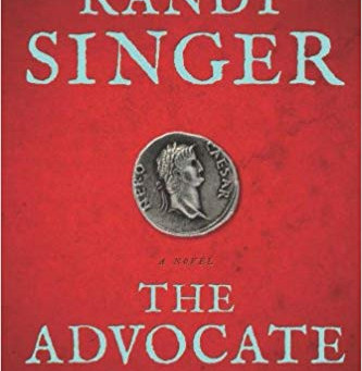 About a book: The Advocate by Randy Singer