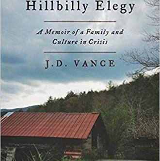 About a book: Hillbilly Elegy by J.D. Vance